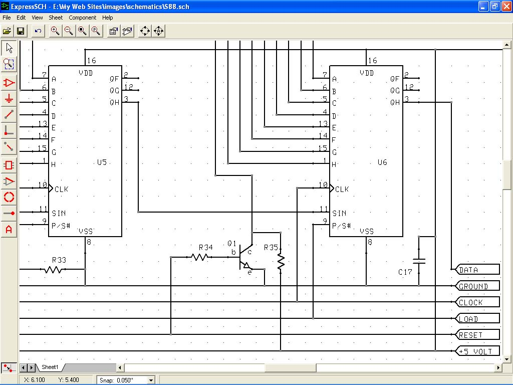 Expresssch E Technical Expresspcb Schematic And Pcb Design Software New Version
